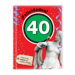 ¡Felicidades! 40 (Mujer)