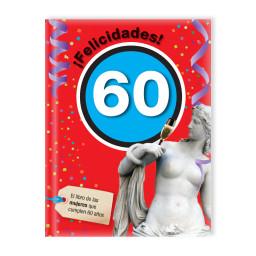 ¡Felicidades! 60 (Mujer)