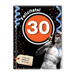 Felicitats! 30 (Home)