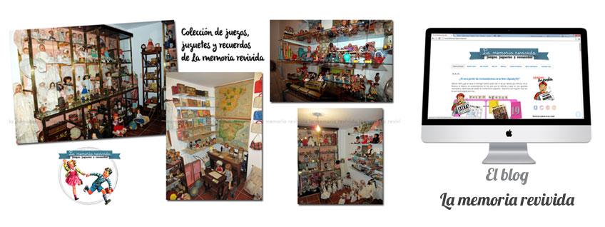 Juegos, juguetes y recuerdos La memoria revivida