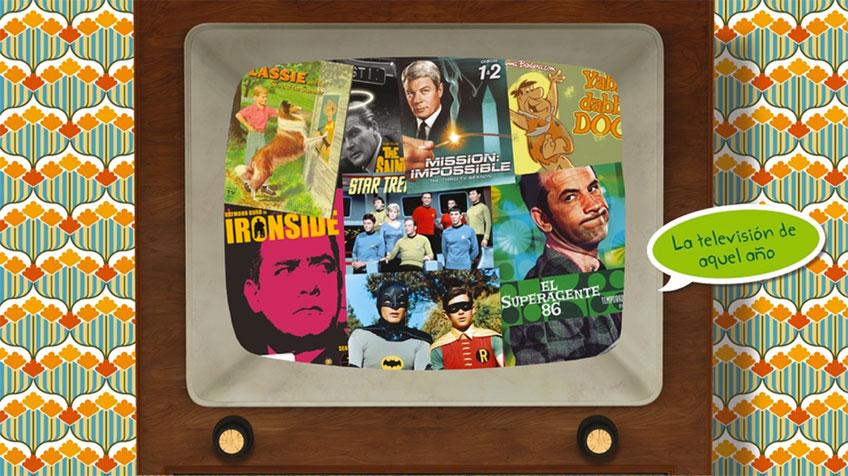 Series televisivas año 1969