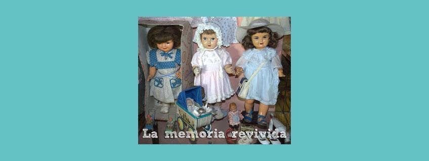 Muñecas Retro - La memoria revivida