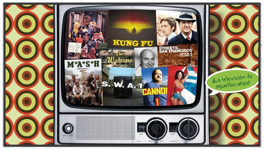 Series televisivas famosas año 1979
