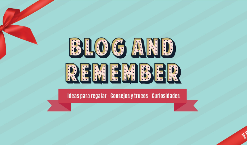 Blog and Remember